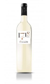 Vin blanc de Provence du domaine de l'Escarelle