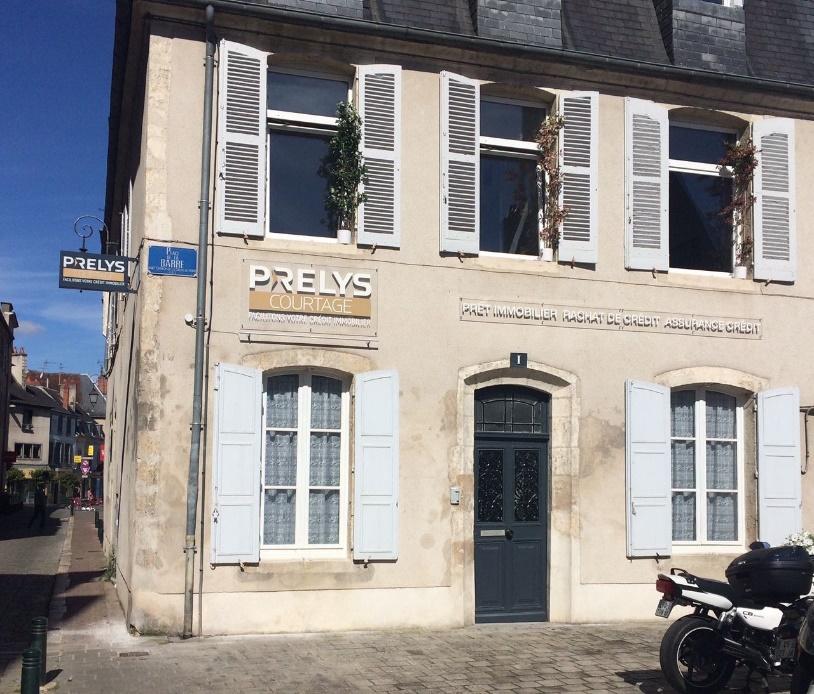 Votre meilleur courtier immobilier à Bourges est indéniablement Prélys !