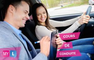Où suivre des cours de conduite ou des cours 2 phases à Genève ? Chez My driving school !