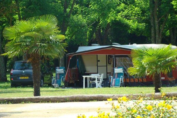 Votre emplacement de camping-car à Ruoms…